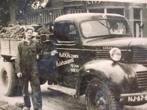 1953 Heuvelweg Goos van Doorn