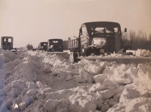 1963 sneeuwschuiven