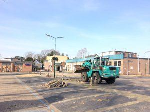 Herinrichting Parkeerterrein Laanstraat Baarn